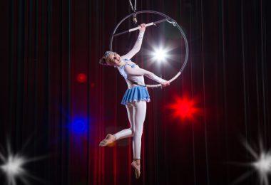 spectacle de cirque acrobatie